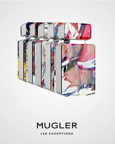 Mugler perfume