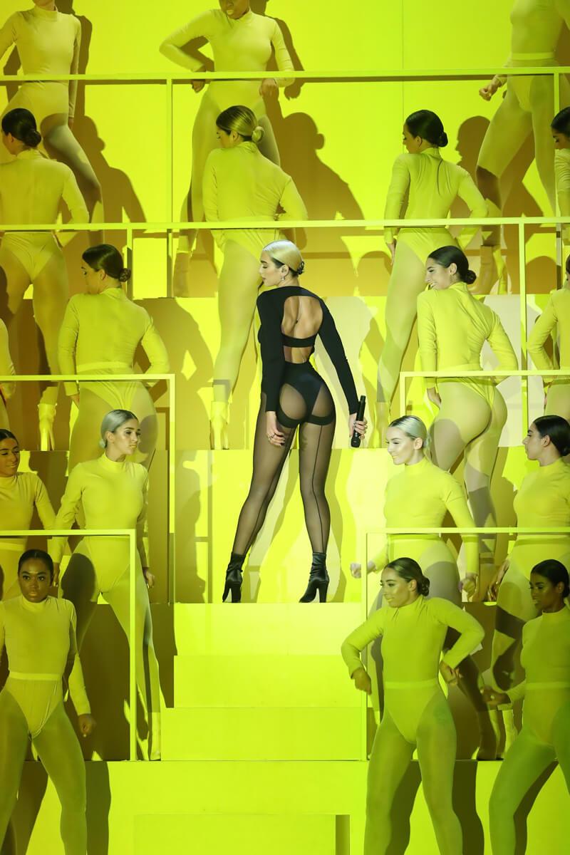 Dua Lipa MTV Music Awards